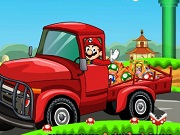 Mario Gifts Truck